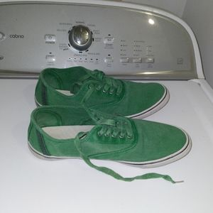 Call It Spring Mens Green Shoes Size 8